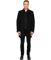 The Kooples - Buttoned Officer Coat