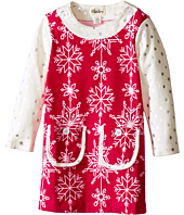 Hatley Kids - Pretty Snowflakes Mod Dress (Toddler/Little Kids/Big Kids)
