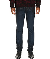 Just Cavalli - Essential Slim Fit Dye and Skin Effect Denim