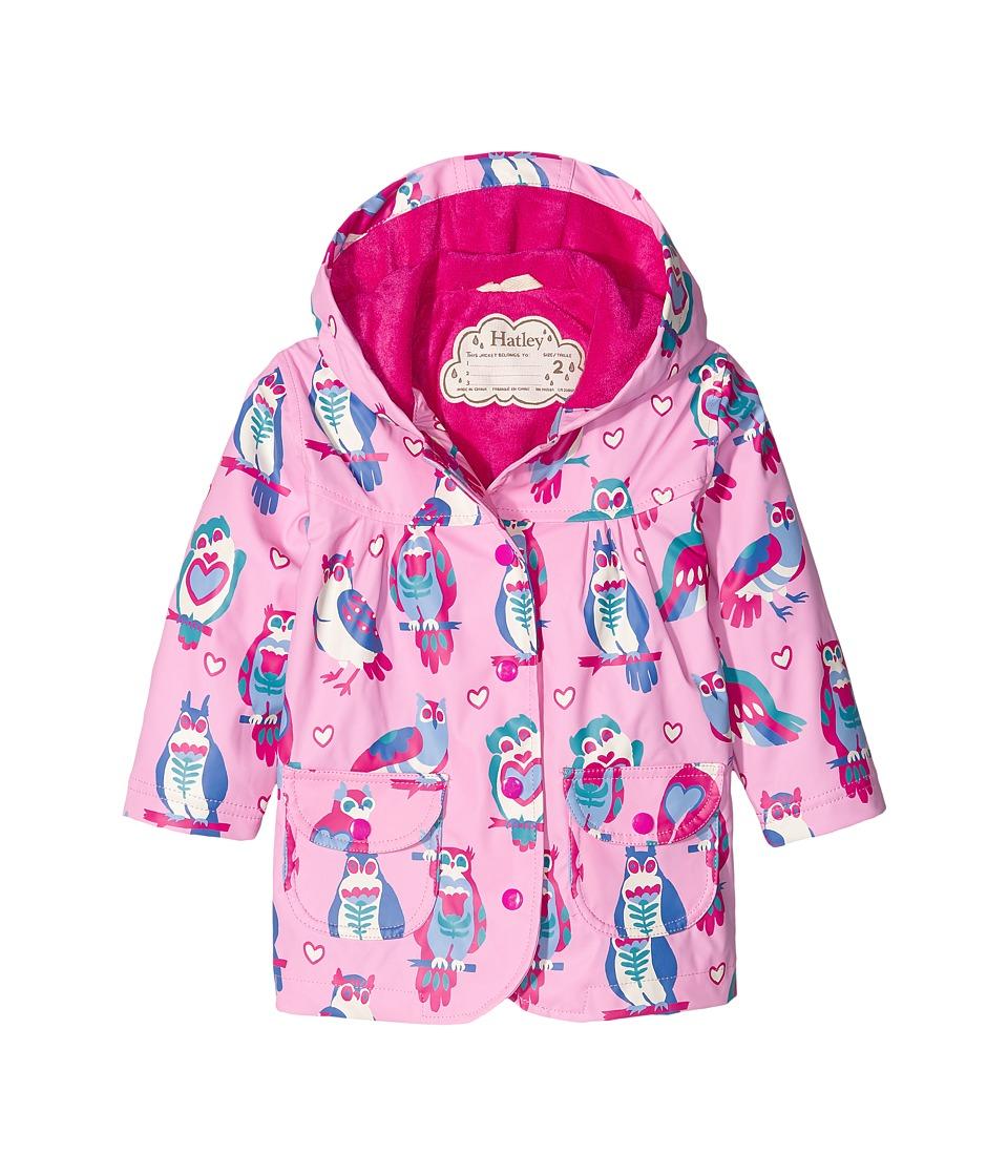 Hatley Kids - Happy Owls Raincoat