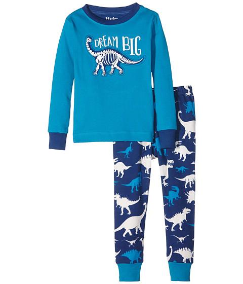 Hatley Kids Dream Big Pajama Set (Toddler/Little Kids/Big Kids)