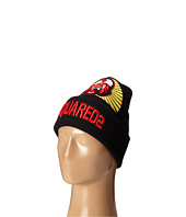 DSQUARED2 - Gorilla Patch Knit Hat
