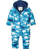 Hatley Kids - Silhouette Dino Winter Bundler (Infant)