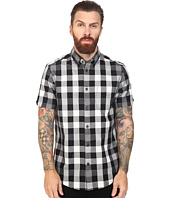 Ben Sherman - Short Sleeve Oversized Mixed Gingham Woven