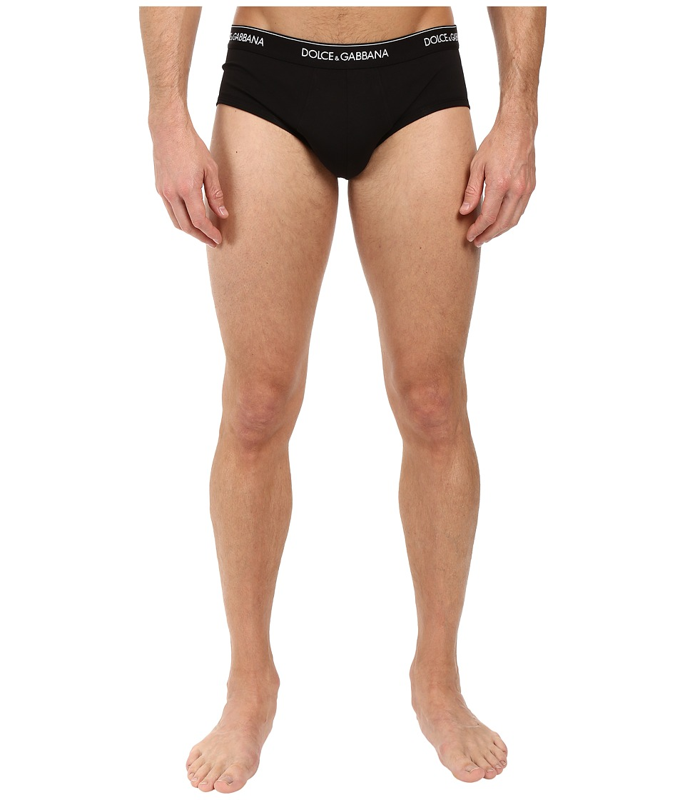 Dolce & Gabbana - Day By Day Bi Pack Brando Brief 2-Pack