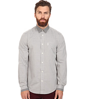 Ben Sherman - Long Sleeve Engineered Contrast Collar Woven