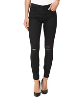 Blank NYC - Black Coated Skinny in All Lacquered Up
