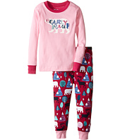 Hatley Kids - Bearly Asleep Pajama Set (Toddler/Little Kids/Big Kids)
