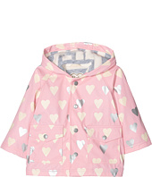 Hatley Kids - Metallic Hearts Raincoat (Infant)