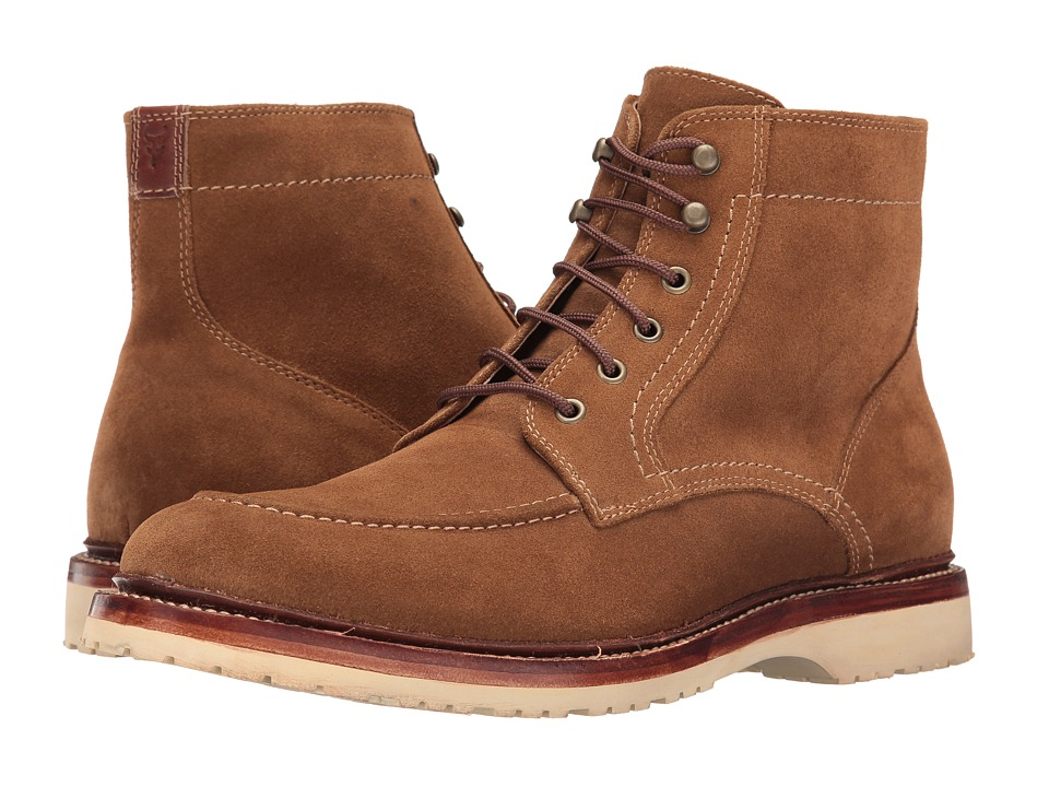 Trask Andrew (Whiskey Water Resistant Suede) Men