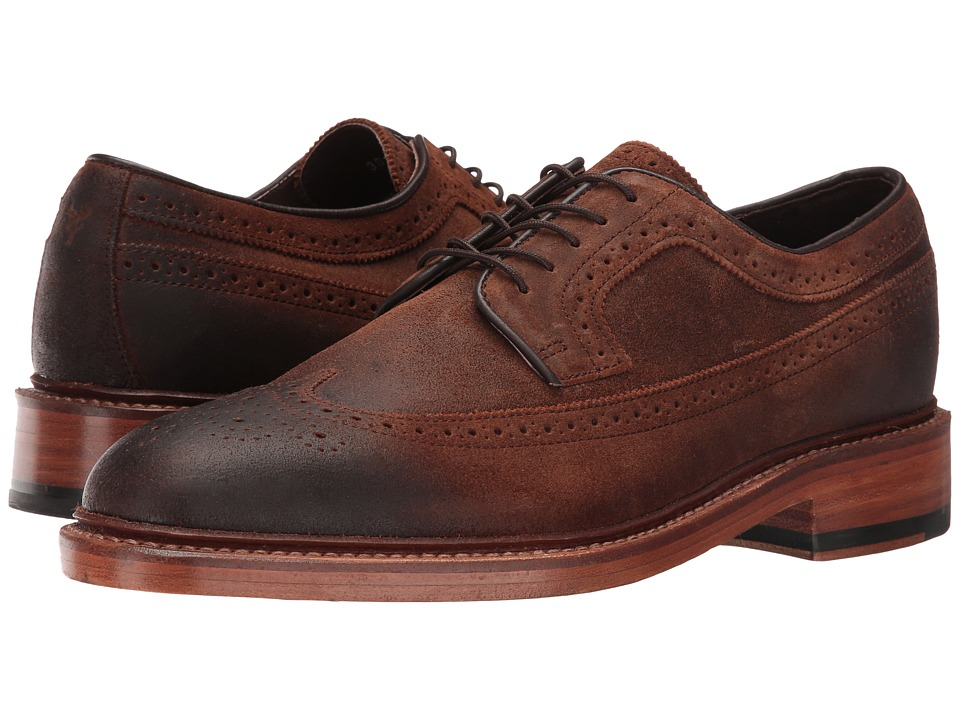 Trask Maddox (Snuff Oiled Suede) Men