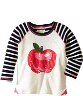 Hatley Kids - Nordic Apples Raglan Tee (Toddler/Little Kids/Big Kids)
