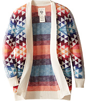 Billabong Kids - Sunrise Bonfire Cardigan (Little Kids/Big Kids)