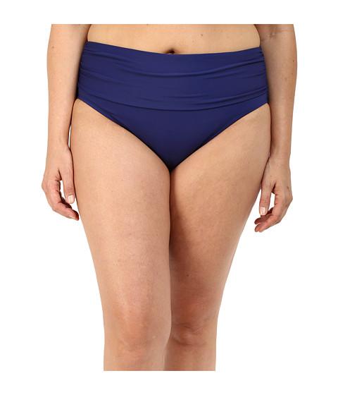 Bleu Rod Beattie Plus Size Sea It Through Midster Pant Bottoms