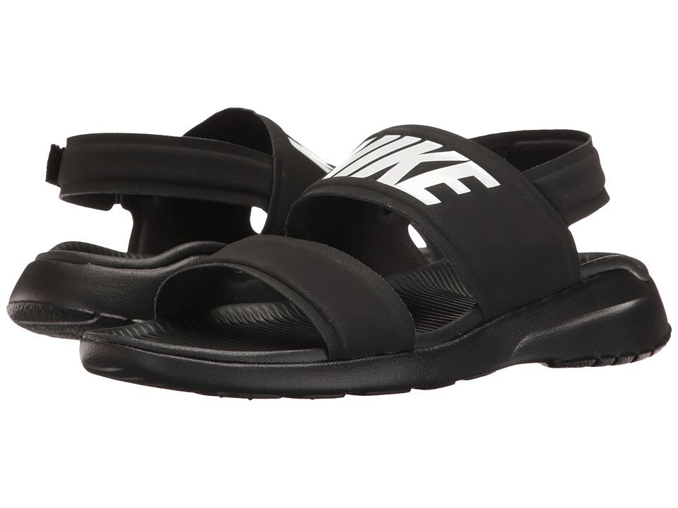 19c59315f370 ... order nike tanjun sandal black black white womens shoes 9cf50 87ea7