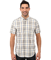 Nautica - Short Sleeve Large Plaid Shirt w/ Pocket