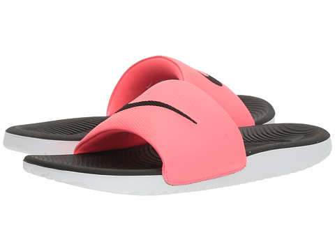 Nike Kawa Slide - Hyper Punch/White/Black