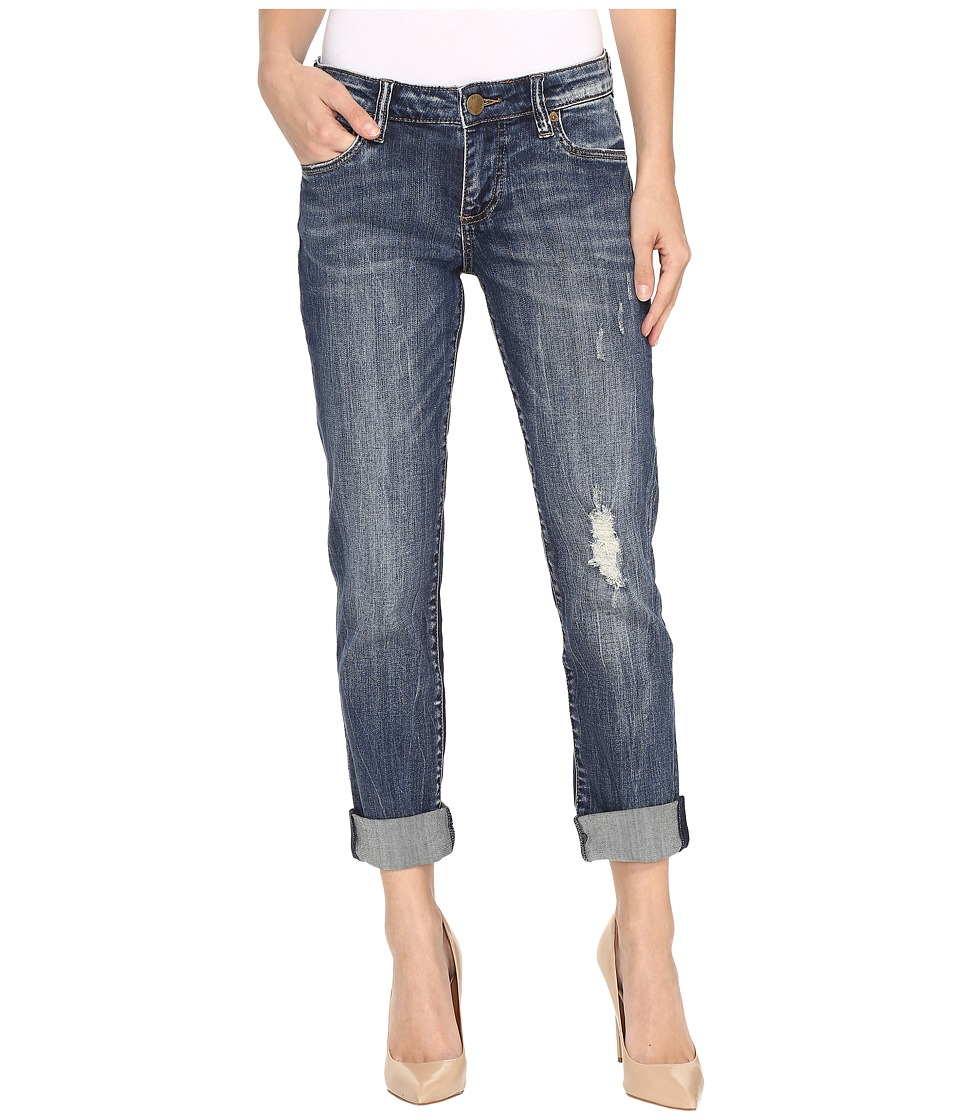 KUT from the Kloth Catherine Boyfriend Jeans in Diverge (Diverge) Women