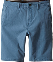 Volcom Kids - SNT Faded Shorts (Big Kids)