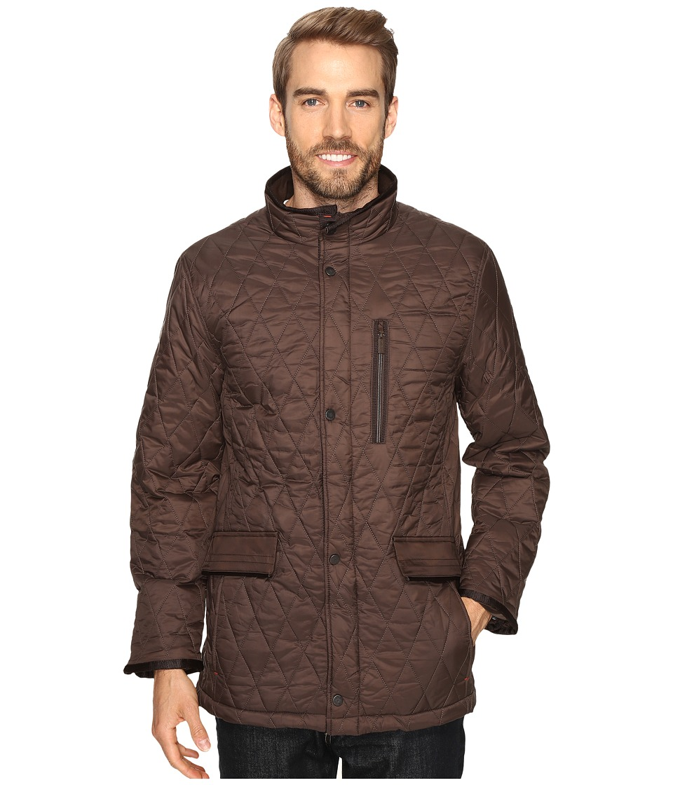 Rainforest Quilted Walking Jacket (Clay) Men