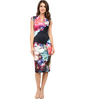 Ted Baker - Brynee Focus Bouquet Neoprene Dress