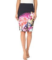Ted Baker - Karyce Focus Bouquet Pencil Skirt