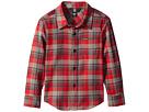 Volcom Kids Hewitt Flannel Long Sleeve Shirt (Toddler/Little Kids)