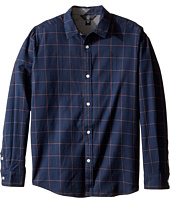 Volcom Kids - Akers Long Sleeve Shirt (Big Kids)