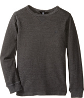 Volcom Kids - Randle Thermal Long Sleeve Shirt (Toddler/Little Kids)
