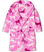Hatley Kids - Fairy Tale Horses Fleece Robe (Toddler/Little Kids/Big Kids)