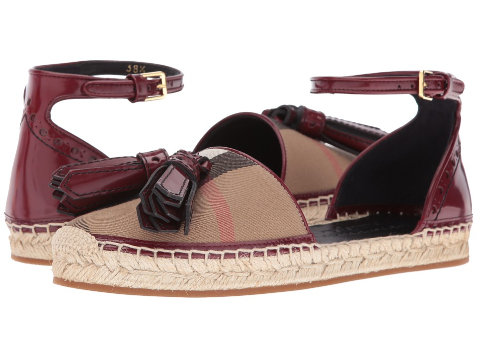 Burberry Abbingdon (Bordeaux) Women
