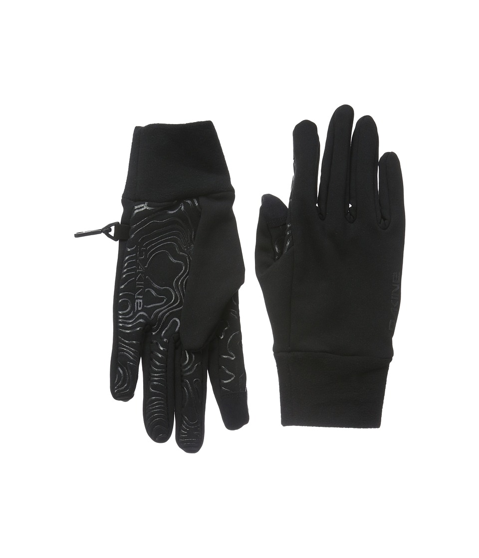 Dakine Storm Liner Gloves (Black 1) Extreme Cold Weather Gloves
