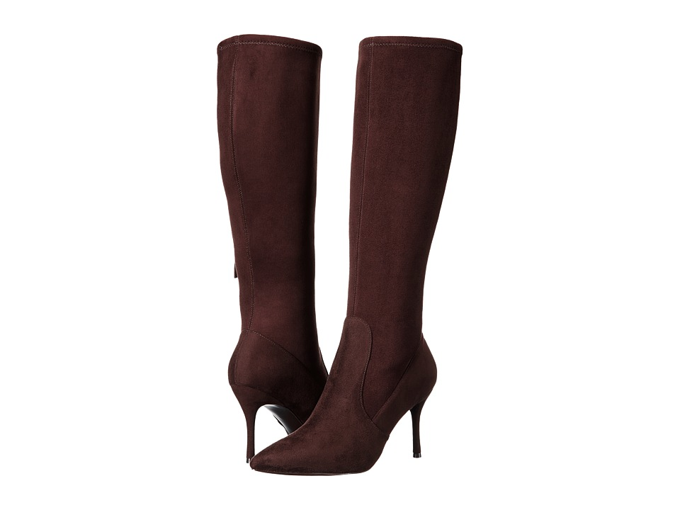 Nine West Calla (Dark Brown Fabric) Women