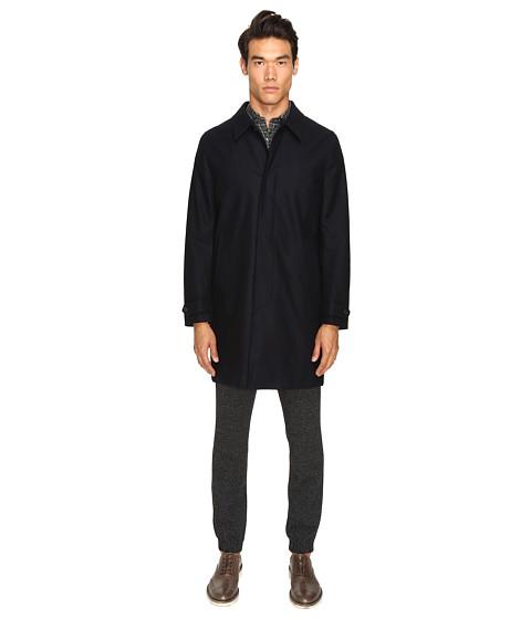 Todd Snyder Tech Wool Top Coat