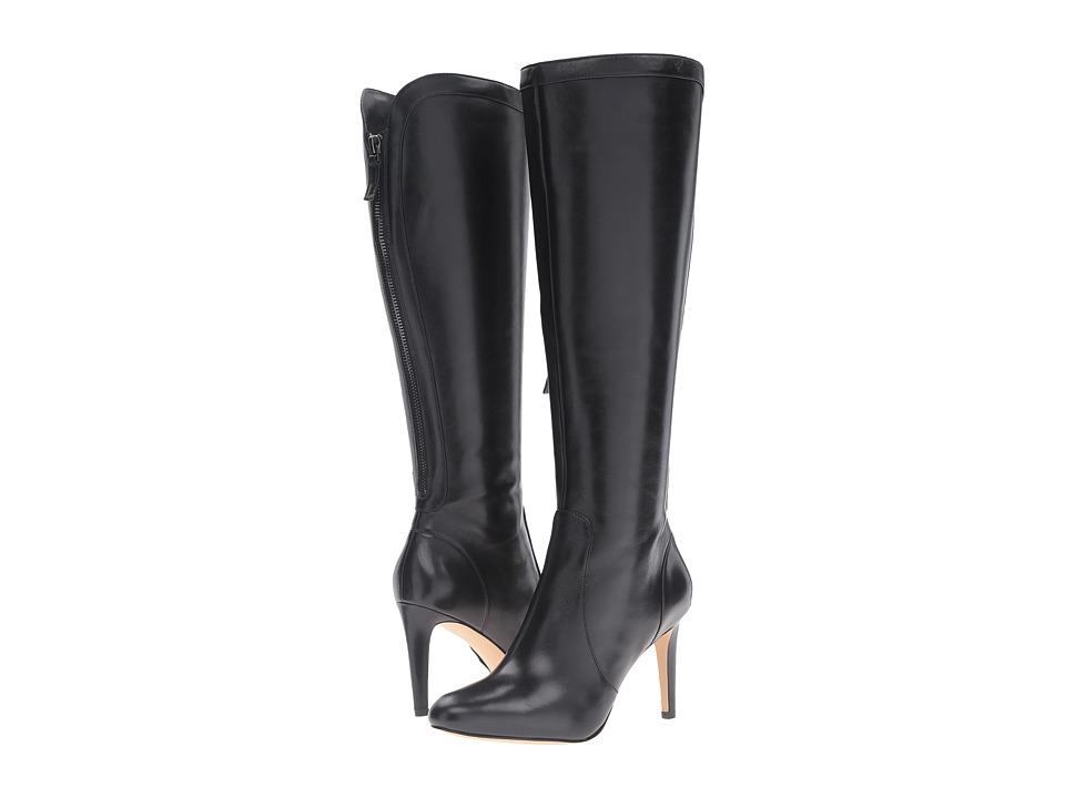Nine West Holdtight (Black Leather) Women