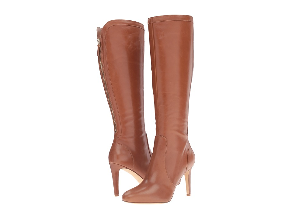 Nine West Holdtight (Cognac Leather) Women