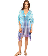 Bleu Rod Beattie - Desert Heat Caftan Cover-Up