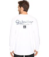 Quiksilver Waterman - Gut Check Pocket Long Sleeve Tee