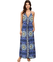 Red Carter - Polaris Halter Long Dress Cover-Up
