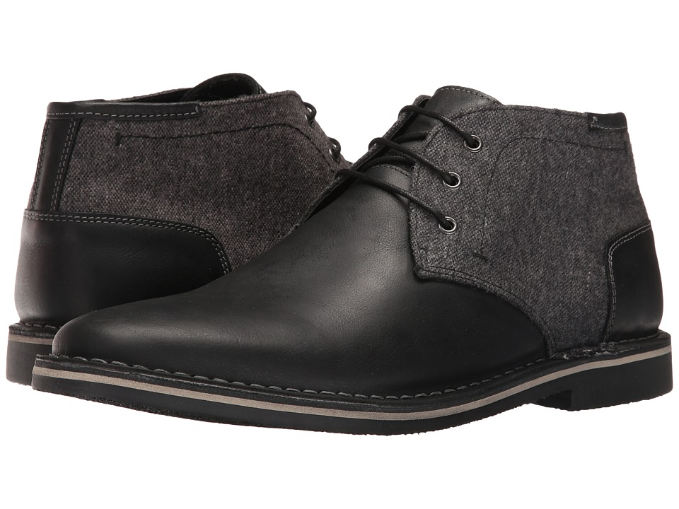 Steve Madden Harken1 (Extended Sizes) (Black Multi) Men