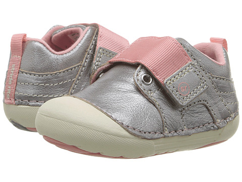 Stride Rite SM Cameron (Infant/Toddler) - Silver
