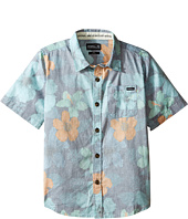 O'Neill Kids - Essence Short Sleeve Shirt (Little Kids)