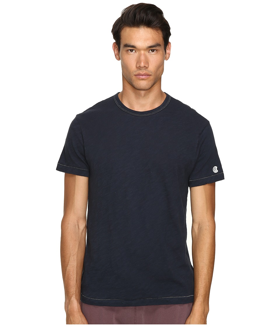 Todd Snyder + Champion - Basic Tee (Navy) Mens T Shirt