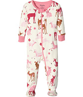 Hatley Kids - Deer and Bunnies Footed Coverall (Infant)