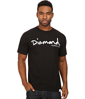 Diamond Supply Co. - OG Script Tee