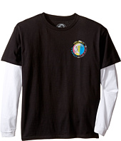 O'Neill Kids - Outbound Twofer Long Sleeve Shirt (Big Kids)