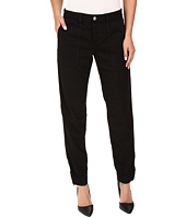 Joe's Jeans - Flight Zip Ankle in Jet Black