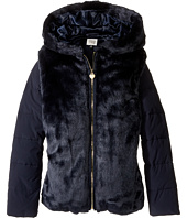 Armani Junior - Faux Fur Jacket (Toddler/Little Kids/Big Kids)