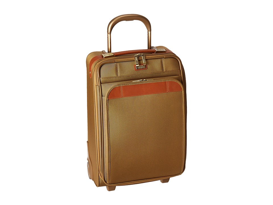 Hartmann - Ratio Classic Deluxe - Global Carry On Expandable Upright (Safari) Carry on Luggage
