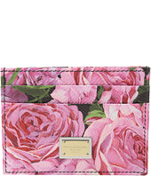 Dolce & Gabbana - Floral Printed Card Case